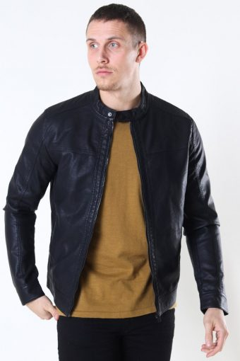 Jack & Jones Warner Jakke Black