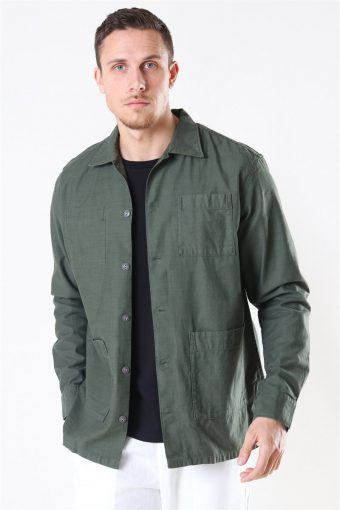 Jack & Jones Bastian Shirt Dusty Olive