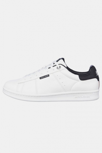 Banna PU Sneakers White/Anthracite