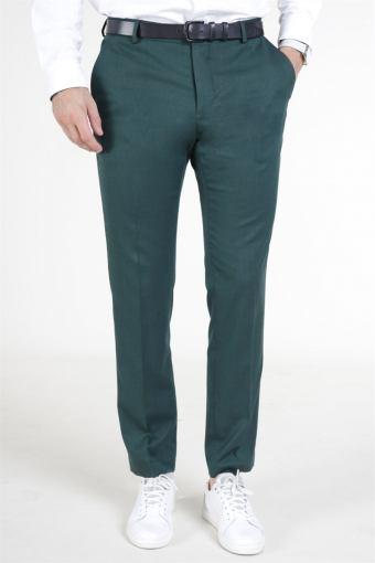 Slim Daxlogan Pants Medium Green Melange