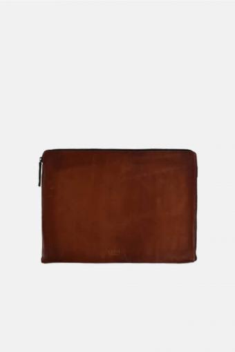 Clean Tablet Sleeve Cognac