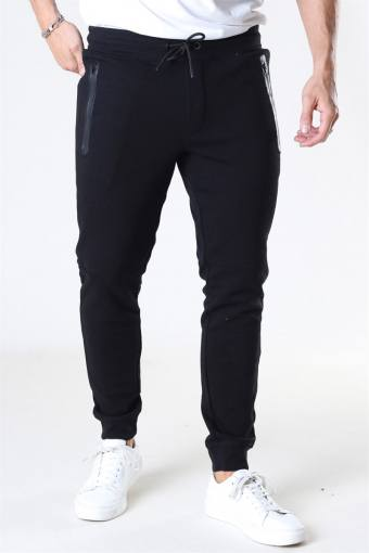 Will Sport Sweat Pants Black