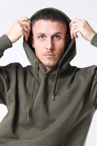 Hooded Sweat New Army