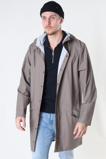 Long Jacket 17 Taupe