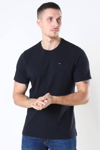 Tommy Jeans Original Jersey T-shirt Tommy Black
