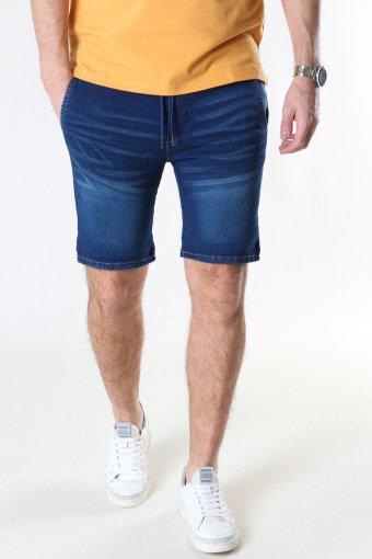 DPJogg shorts 043 Dark blue