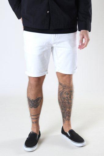 Chris Stretch Shorts 4001 4001 White Denim