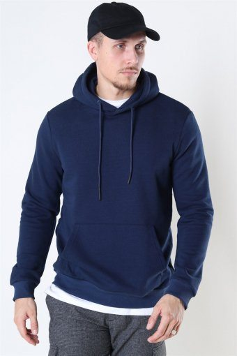 Ceres Life Hoodie Sweat Dress Blues