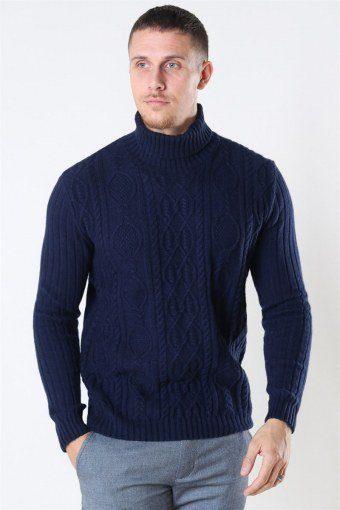 Tailored & Originals Simeon Strik Insignia Blue