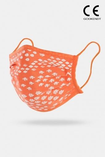Supreme Line Face Cover Floral Orange
