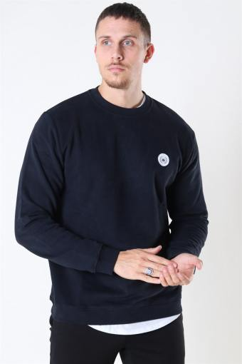 Our Braxy Patch Crew Sweat Black