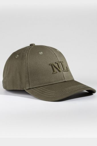 Dad Cap Dusty Green