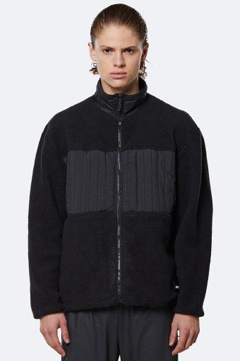 Fleece Jacket 01 Black