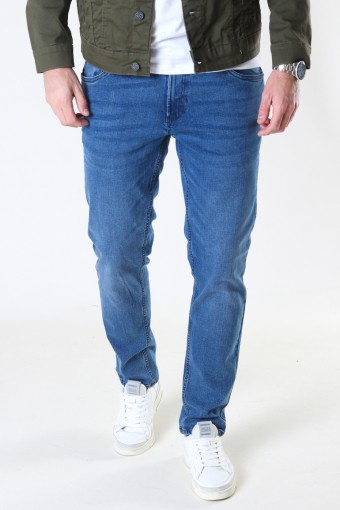 SDJoy Blue 201 Middle Blue Denim