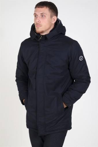 Ethan XO Parka Jacket Black