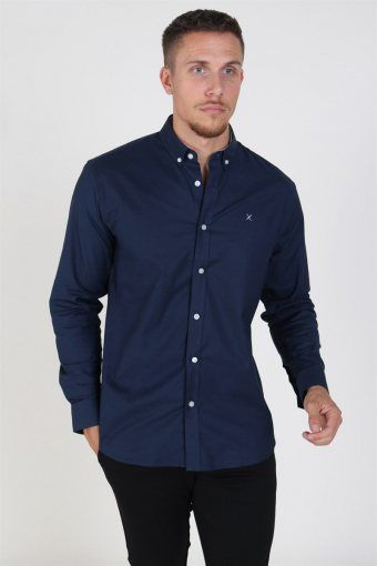 Oxford Plain Paita Navy