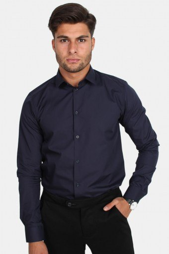 Tailored & Originals York Shirt Insignia Blue