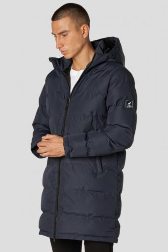 Birk Long Jacket Navy