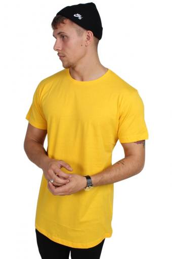 TB638 T-shirt Chrome Yellow