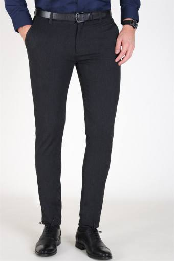 Tailored & Originals Frederic Pants Dark Grey