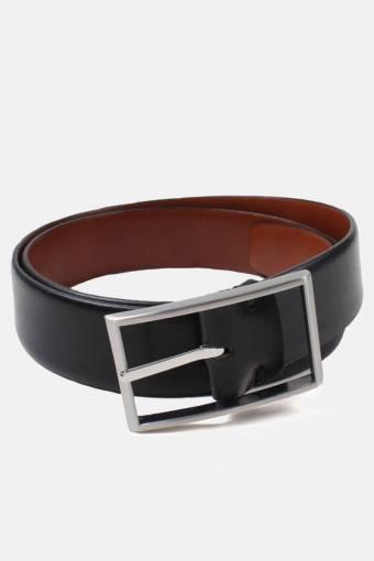 78637 Belt Black Brown