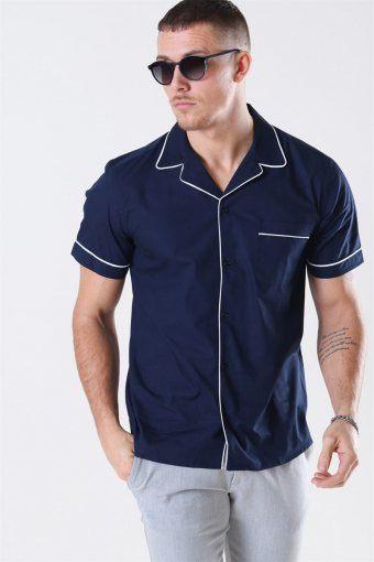 Tahiti Shirt Dark Navy