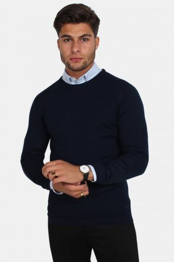 Tailored & Originals Fitz Knit Insignia Blue