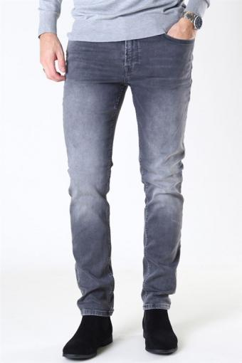 Loom Life Slim Zip Grey Denim