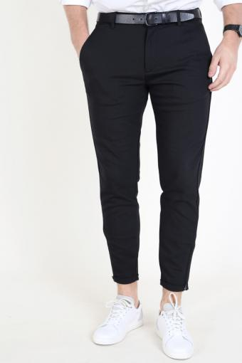 Pisa Small Dot Pants Black