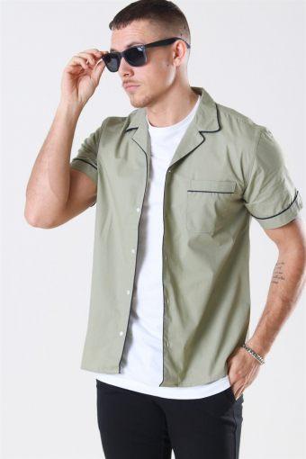 Tahiti Shirt Tea Green