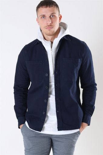 Load Overshirt Navy