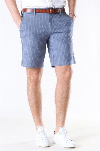 Mark Shorts Stripe GW Dress Blues