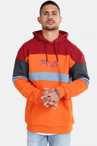 Men Larry Hooded Sweatshirts Harvest Pumpkin