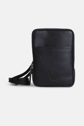 Clean Mini Messenger Bag Black