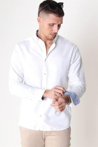 Summer Shirt L/S White