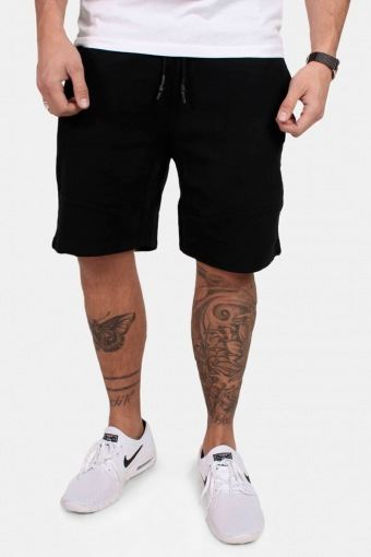 TB1586 Interlock Sweatshorts Black