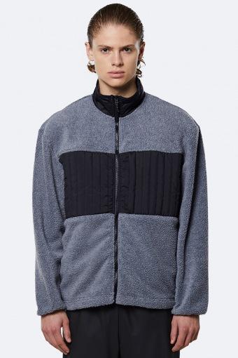 Fleece Jacket 41 Heather Grey