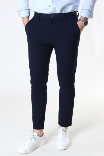 Milano Cole Stretch Nano Pants Navy
