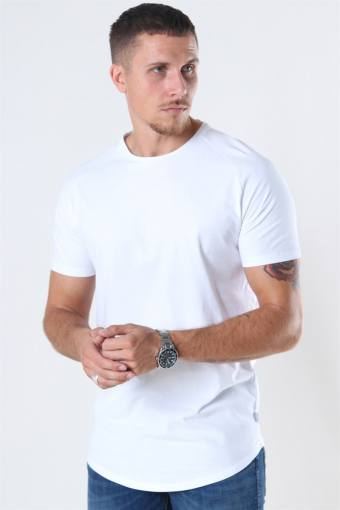 Jack & Jones CKelloved Tee White