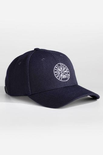 Vegvisir Cap Navy