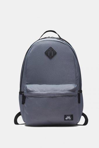 SB Icon BKPK Cool Grey/Sort/Hvid