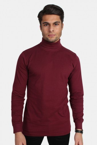 Turtleneck Burgundy