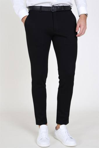 Marco Phil Jersey Pants Black