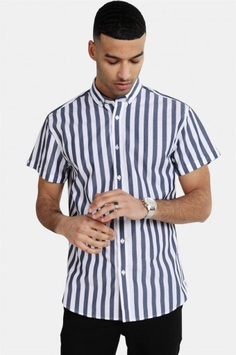 Clean Cut Sälen 78 S/S Shirt Navy