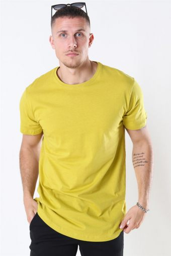 TB638 T-shirt Lemon Mustard