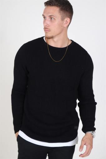 Arnold Knit Black