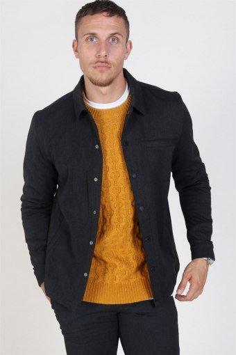 Brenti Overshirt Grey