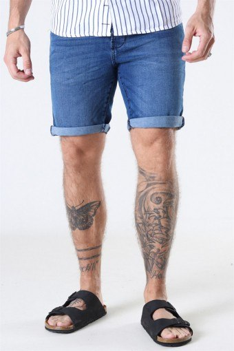 Ryder LT Shorts 277 Blue Denim
