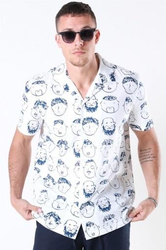Rix Cuba Shirt White