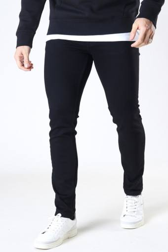 Warp Life Skinny Black Denim